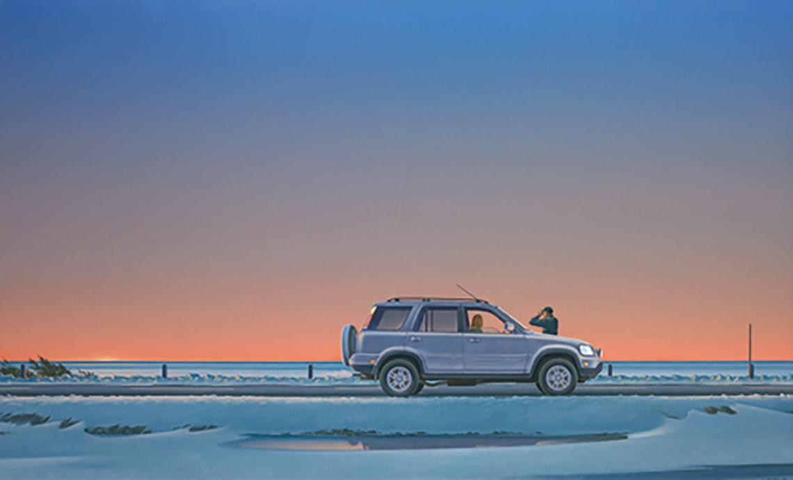 Christopher Pratt: The Places I Go