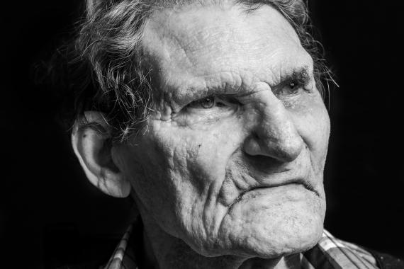 Bert Allen (2019). Photograph. Collection of the artist.