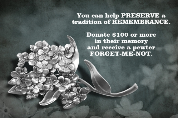 Commemorative Forget-me-Not