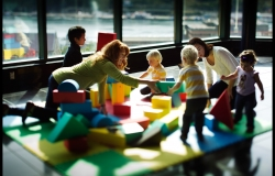 Big Fun for Little People: Weekly Tots Program